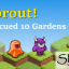 Sprout in Skyling: Garden Defense
