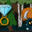It's A Bling Thing in Letter Quest: Grimm's Journey Remastered