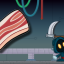 It's BACON!!!!!!!!!! in Letter Quest: Grimm's Journey Remastered