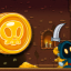 Coin Collector in Letter Quest: Grimm's Journey Remastered