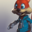 Conker Hero in Project Spark