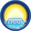 Summer Levels Complete in Frozen Free Fall: Snowball Fight (Xbox 360)
