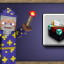 Enchanter in Minecraft: Pocket Edition (Android)