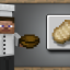 Pork Chop in Minecraft: Pocket Edition (Android)