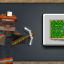 Map Room in Minecraft: Pocket Edition (Kindle Fire)