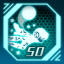 50 Combo!!!!! in Mighty No. 9