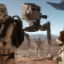 On the ball in Star Wars Battlefront
