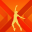 Falling for Fitness in Xbox Fitness