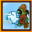 Snowball Fighter in Dynamite Fishing - World Games