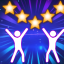 The Dynamic Duo in Just Dance 2015