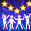 Funky Four! in Just Dance 2015