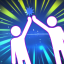 Get your high 5 a day! in Just Dance 2015 (CN)