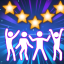 Funky Four! in Just Dance 2015 (CN)