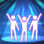 Just starting out... in Just Dance 2015 (CN)