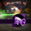 Experimental Tech in Saints Row IV: Re-Elected (AU)