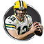 Aaron Rodgers Legacy Award in Madden NFL 17 (Xbox 360)