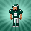 Philly in Touchdown Hero: New Season (Win 8)
