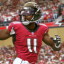 Julio Jones Legacy Award in Madden NFL 17