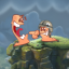 You're So Pushy in Worms W.M.D.
