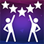 The Dynamic Duo in Just Dance 2017 (Xbox 360)