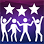Dance Crew in Just Dance 2017 (Xbox 360)