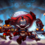 Thunder, Thunder, Thunder! in Awesomenauts Assemble!