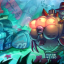 Swimming in Coins - II in Awesomenauts Assemble!