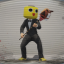 Slaughter - S = Laughter! in Dead Rising 2