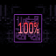 100% Map in Axiom Verge