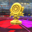 Champion in Rocket League