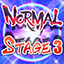 Clear stage 3(Normal) in Bullet Soul: Infinite Burst