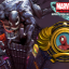Wall-Crawlers in Marvel Pinball Epic Collection Vol. 1