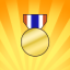 Gold Medalist in Boom Ball 2 for Kinect