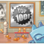 TOP 100 GANG! in Pix the Cat