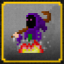 Ding dong, the witch is dead... in Pixel Heroes: Byte & Magic