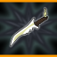 Weapon Unlocked: Bone Dagger! in Vertical Drop Heroes HD