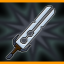 Weapon Unlocked: Infinity Sword! in Vertical Drop Heroes HD