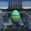Easter Bunny in Riptide GP: Renegade