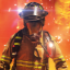 Senior Fire Chief in Firefighters – The Simulation