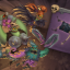 Born to fly in Zombie Vikings