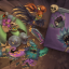 Mid-air Collision in Zombie Vikings