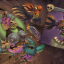 In my face in Zombie Vikings