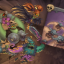 High Level Tactics in Zombie Vikings