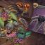 Sharing is caring in Zombie Vikings