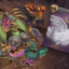 Fowl Play in Zombie Vikings