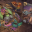 Mighty Blow in Zombie Vikings