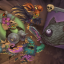 They also use it on new years day in Zombie Vikings