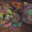 Master at arms in Zombie Vikings