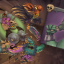 A helping hand in Zombie Vikings