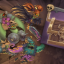 Treasure Hunter in Zombie Vikings
